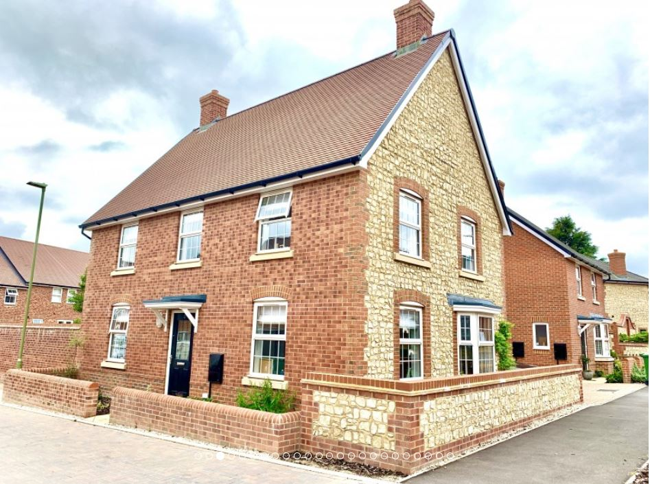 Beautiful 4 bedroom family home in Petersfield £590,000